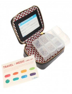 Flight 101 - T5 Travel Pill Case
