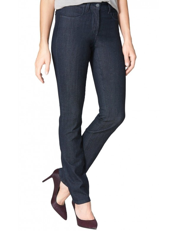 NYDJ - Samantha Slim Leg Jeans in Dark Enzyme - *M10I90T