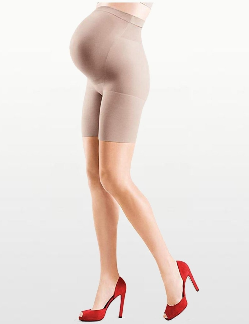 Assets by Spanx - Marvelous Mama Mid Thigh Maternity Shaper