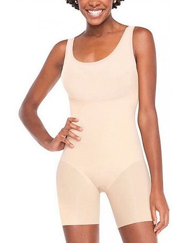 Spanx - Trust Your Thinstincts Mid-Thigh Bodysuit - Style 2399