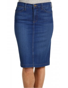 NYDJ - Emma Denim Pencil Skirt in Moroccan Wash *25061CS
