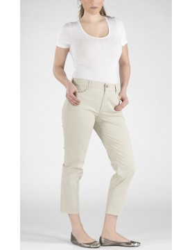 NYDJ - Audrey Chino Ankle Pants in Stone *52247
