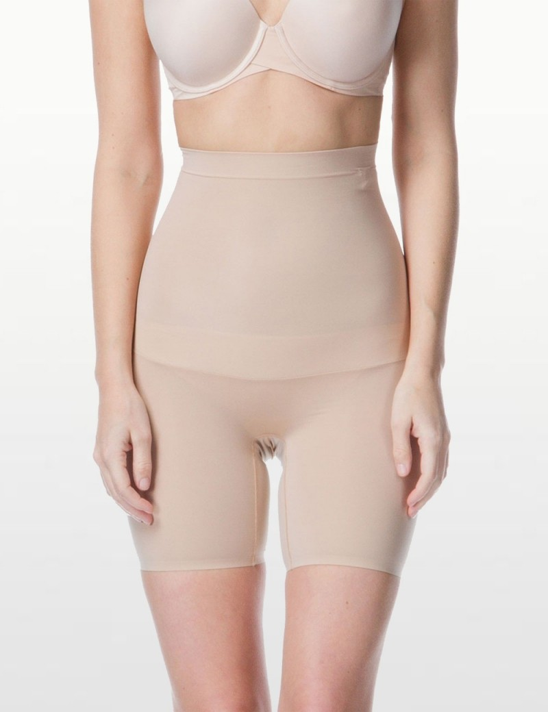 Spanx - Shape My Day High Wasited Girl Shorts *10102R