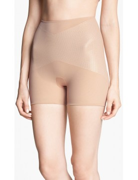 Star Power by SPANX Firm Control Lady Luxe Girl Shorts - Style 2346