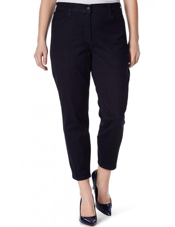 NYDJ - Clarissa Ankle Jeans in Dark Wash *W92Z1868F