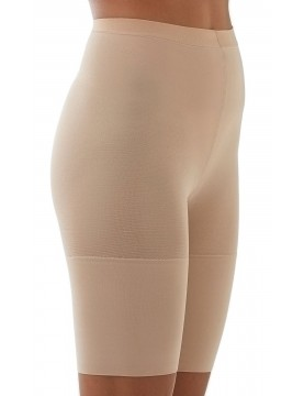 Star Power by SPANX Tame to Fame Mid-Thigh Shaper *2169