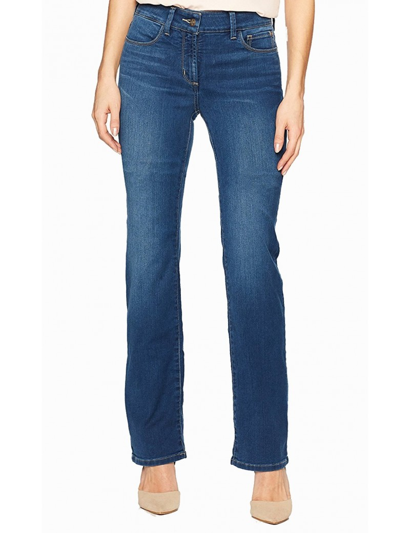 NYDJ - Marilyn Straight Leg Jeans in Islander Future Fit Denim *MARJ1425