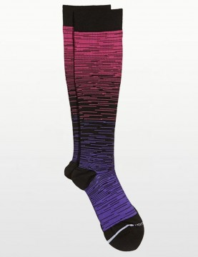 Unisex Moderate Compression Socks for Sport or Travel -15-20mmHG