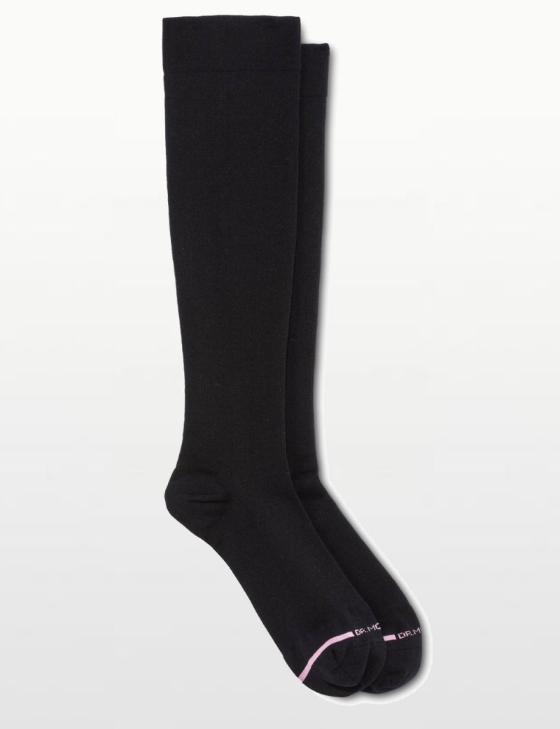 Unisex Sport's Compression Socks in Black