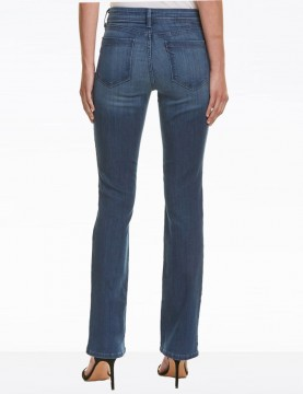 NYDJ - Billie Mini Bootcut Jeans in Nantes Wash Sure Stetch Denim *MAER1435