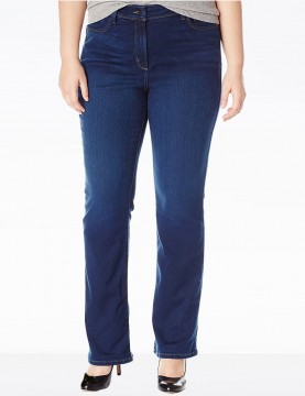 NYDJ - Barbara Bootcut Jeans in Future Fit Denim - Plus *WARJ1429