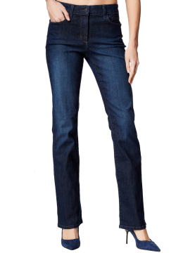 NYDJ - Billie Mini Bootcut Jeans in Burbank Wash *M10Z1088