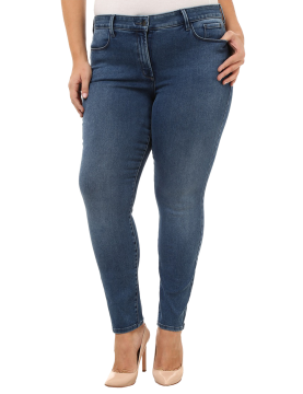 NYDJ - Alina Leggings Super Sculpting Normandy Wash - Plus *W381075NRD