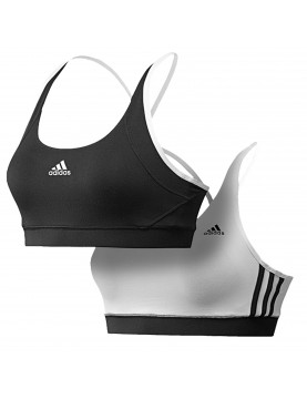 Adidas - Women Performance Climalite Essentials Reversible Workout Bra