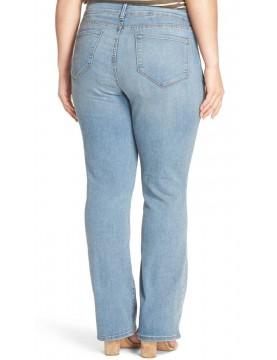 NYDJ - Billie Mini Bootcut Jeans in Earlington Wash - Plus *W10Z1088