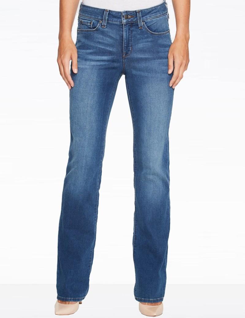 NYDJ - Marilyn Straight Leg Jeans in Cool Embrace Noma *MAVR2013L36 - Tall