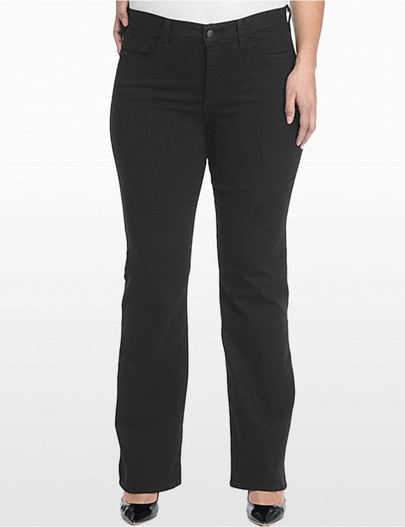 NYDJ - Marilyn Straight Leg Jeans in Blue ( Plus ) *431B