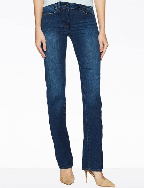 NYDJ - Marilyn Straight Leg Jeans in Rinse or Cooper Wash *MDNM2013