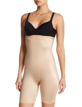 Spanx - Slimplicity High Waisted Mid Thigh Shaper - Style 394