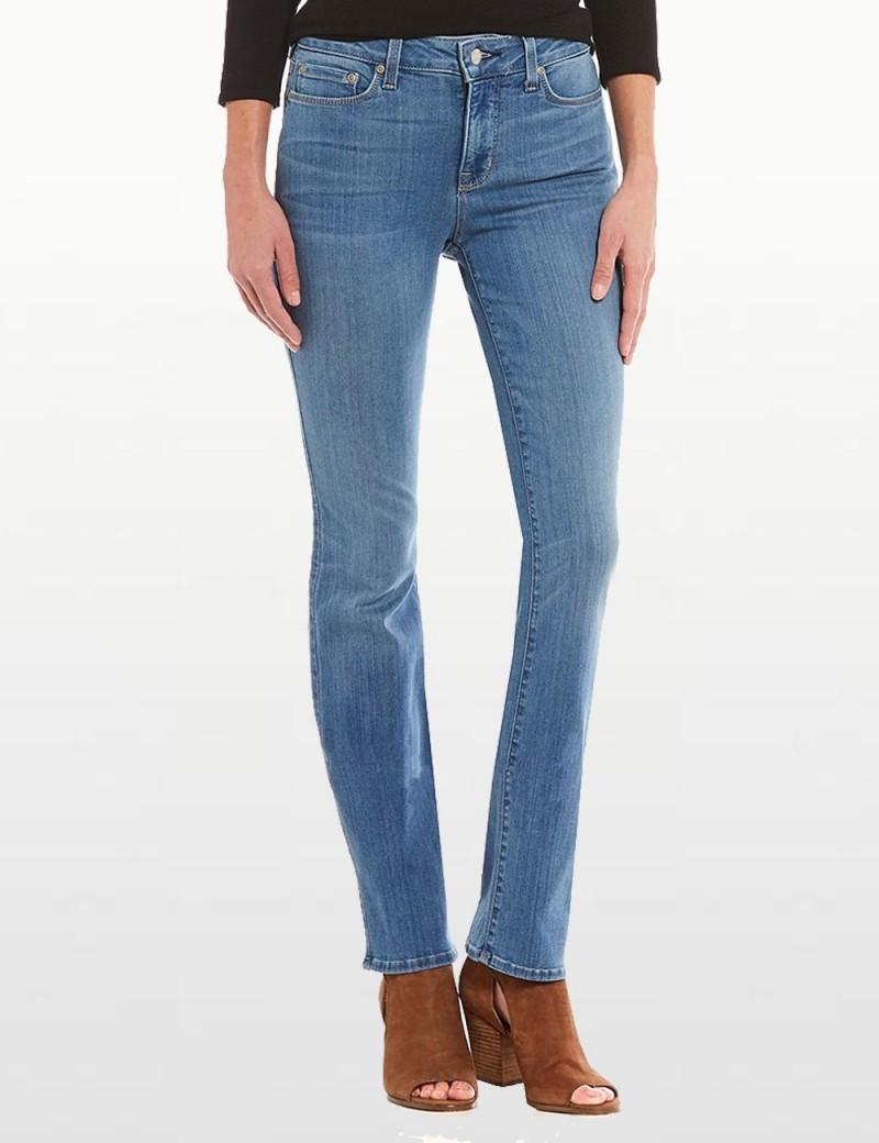 NYDJ - Marilyn Straight Jeans in Colmar - Sure Stetch Denim *PAER2013