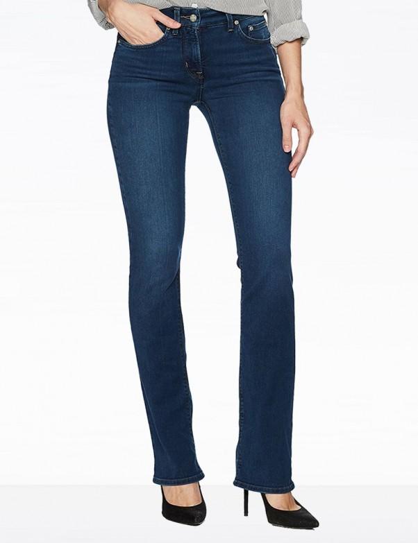 NYDJ - Billie Mini Bootcut Jeans in Future Fit Traveller Wash *MARJ2049