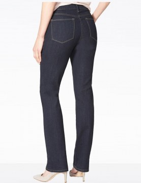 NYDJ - Marilyn Straight Leg Jeans in Langford Wash for Petites *P95Z1224