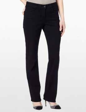 NYDJ - Hayden Straight Leg Jeans in Black *4063B