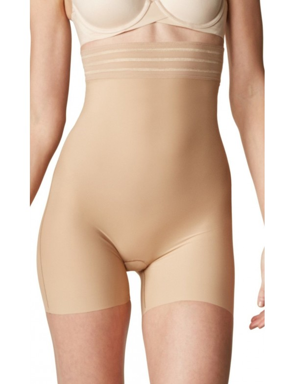 Assets by Spanx - Shaping High Waist Girl Shorts *10093R