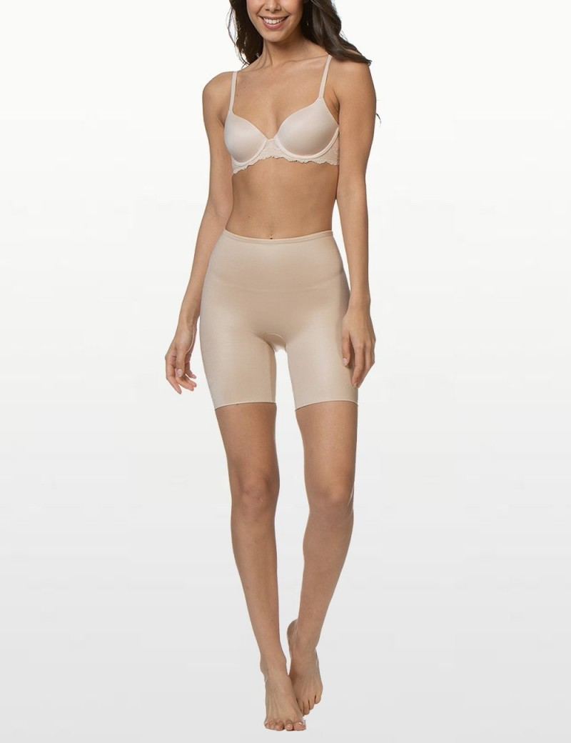 Spanx - Conceal - Her Mid Thigh Shorts - Style 10131R