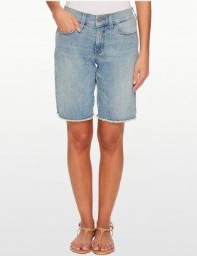 NYDJ - Briella Shorts with Frayed Hem in Westland *M66Z2119