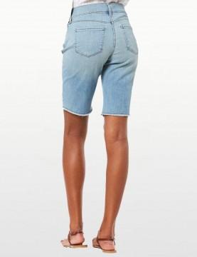 NYDJ - Briella Shorts with Frayed Hem in Westland *M66Z2119