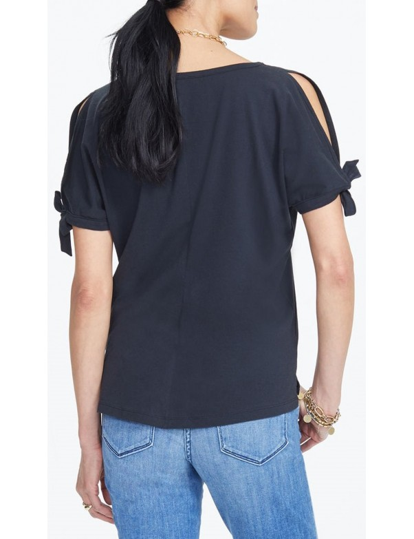 NYDJ - Tie Sleeve Top *MJER3592