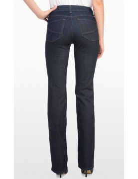 NYDJ - Hayden Dark Wash Straight Leg Jeans *10063LG - Tall