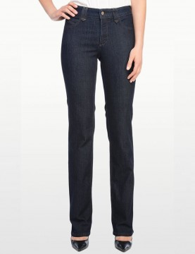 NYDJ - Hayden Straight Leg Jeans in Dark Wash *10063