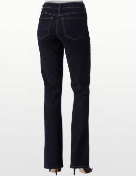 NYDJ - Barbara Blue Black Bootcut Jeans *47232