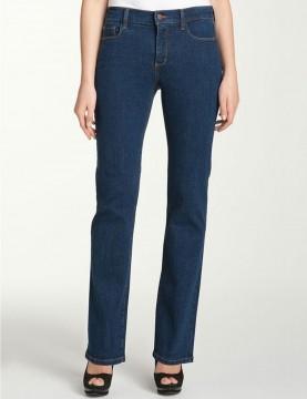 NYDJ - Marilyn Straight Leg Jeans in Classic Indigo *431D