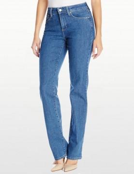 NYDJ - Marilyn Straight Leg Jeans in Light Wash *431L