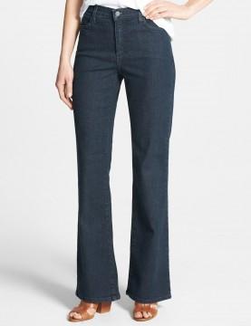 NYDJ - Sarah Blue Black Bootcut Jeans  *720T
