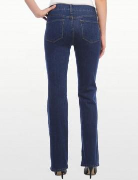 NYDJ - Marilyn Straight Leg Jeans in Classic Indigo ( Petites ) *P431D