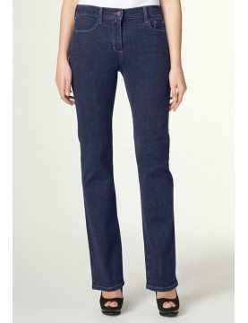 NYDJ - Marilyn Straight Leg Jeans in Midnight Wash *431M