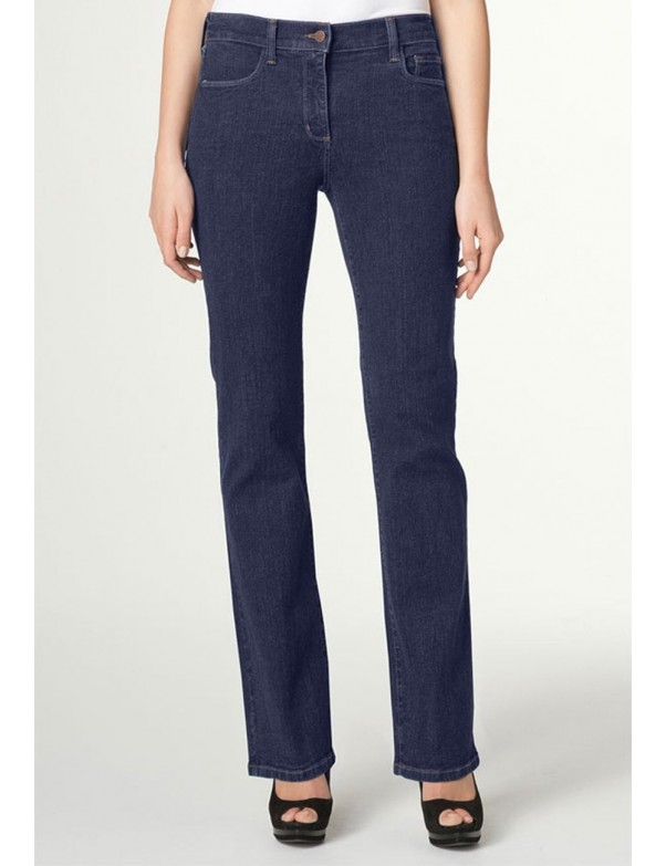 NYDJ - Marilyn Straight Leg Jeans in Midnight Wash *431M