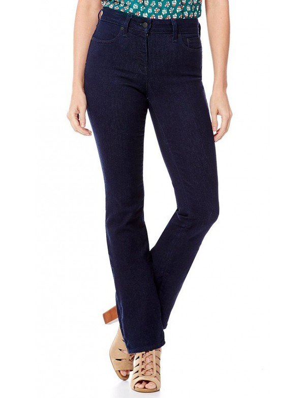 NYDJ - Marilyn Straight Leg Jeans in Rinse *MDNM2013