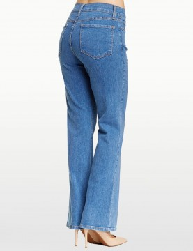NYDJ - Sarah Classic Bootcut Jeans in Light Wash *400L