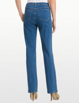 NYDJ - Marilyn Straight Leg Jeans in Light Wash *431L