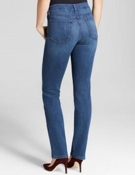NYDJ - Marilyn Straight Leg Jeans in Alberta Wash ( Tall )*M17L61A5