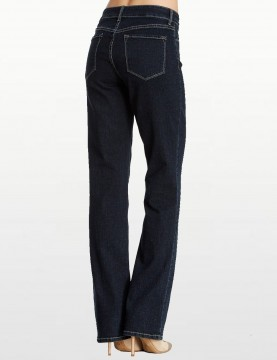 NYDJ - Barbara Bootcut Jeans in Blue Black Denim *47232
