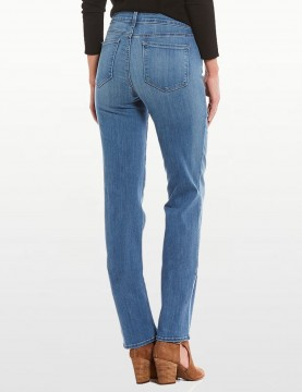 NYDJ - Marilyn Straight Jeans in Colmar - Sure Stetch Denim ( Petites ) *PAER2013