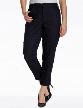 NYDJ - Alina Convertible Ankle Jeans in Dark Wash ( Plus) *W10Z1864