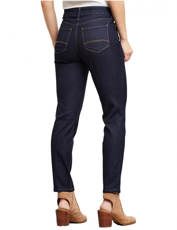 NYDJ - Clarissa Ankle Jeans in Dark Wash *10Z1085