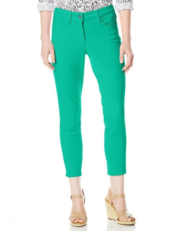NYDJ - Clarissa Ankle Jeans in Jade Mint *77J44DT4052